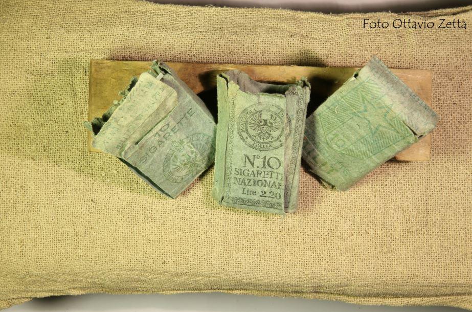 Pacchetti sigarette Nazionali-Milit