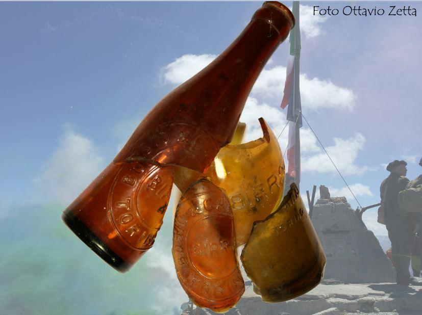 Bottiglie birra Metzger e Bosio & Caratsch